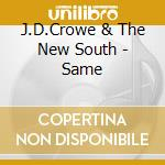 Same cd musicale di J.d.crowe & the new