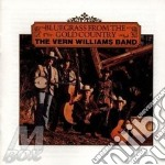 Bluegrass gold country - cd musicale di The vern williams band
