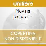 Moving pictures - cd musicale di Barenberg Russ