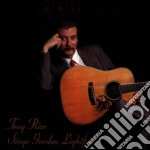 Sings gordon lightfoot - rice tony cd musicale di Tony Rice