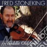 Saddle old spike - cd musicale di Stoneking Fred