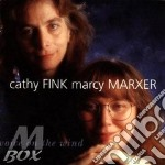 Voice on the wind - cd musicale di Cathy fink & marcy marxer