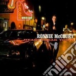 Ronnie Mccoury - Heartbreak Town cd musicale di Mccoury Ronnie
