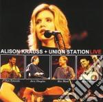 LIVE cd musicale di ALISON KRAUSS & UNION STATION