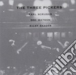 Earl Scruggs / Doc Watson / Ricky Skaggs - The Three Pickers cd musicale di Pickers Three