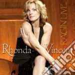 Rhonda Vincent & The Rage - Ragin' Live cd musicale di Rhonda vincent & the