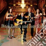 Peter Rowan And Tony Rice - Quartet cd musicale di Peter rowan and tony