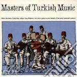 Masters of turkish music - cd musicale di Artisti Vari
