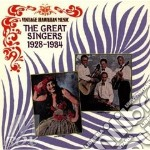 Vintage Hawaiian Music cd musicale di Artisti Vari