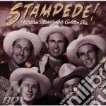 Singing cowboy songs - cd musicale di Stampede! western music