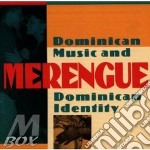 Dominican music & identy - cd musicale di Merengue