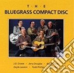 Bluegrass compact vol.1 cd musicale di Rice J.d.crowe/tony