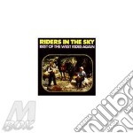 Best of the west rides... - riders in the sky cd musicale di Riders in the sky