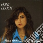 Rory Block - Best Blues And Original cd musicale di Rory Block