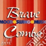 Mood swing music - cd musicale di Combo Brave
