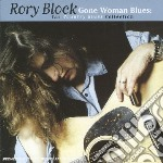 Gone woman blues - block rory cd musicale di Rory Block