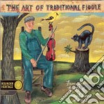 Art of traditional fiddle - cd musicale di Artisti Vari