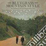 Bluegrass mountain style cd musicale di J.douglas/a.krauss/t