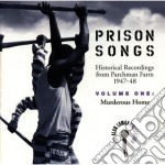 Historical record.1947-48 - cd musicale di Prison songs vol.1