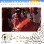 Caribbean Voyage - East Indian Music 1962 cd musicale di Voyage Caribbean