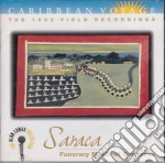 Saraca - cd musicale di Voyage Caribbean