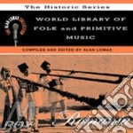 Romania - cd musicale di The alan lomax collection
