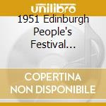 1951 Edinburgh People's Festival Ceilidh cd musicale di ARTISTI VARI