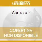 Abruzzo - cd musicale di Italian treasury (alan lomax)
