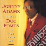 The real me cd musicale di Johnny Adams