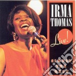 Irma Thomas - Simply The Best Live cd musicale di Irma Thomas