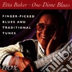 One dime blues - cd musicale di Baker Etta