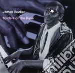 Spiders on the keys cd musicale di James Booker