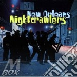 Brass band - cd musicale di New orleans nightcrawlers