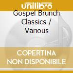 Classics cd musicale di Brunch Gospel