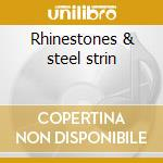 Rhinestones & steel strin cd musicale di Rory Block