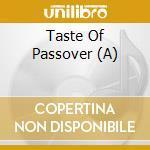 Passover - cd musicale di T.bikel/d.levine & chasia sega