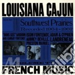 Louisiana Cajun French Music, Vol. 2: Southwest Prairies, 1964-1967 cd musicale di Artisti Vari