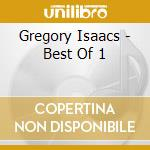BEST VOL.1                                cd musicale di ISAACS GREGORY