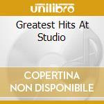 GREATEST HITS AT STUDIO                   cd musicale di MARLEY BOB & THE WA
