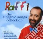 Singable collection -box - cd musicale di Raffi