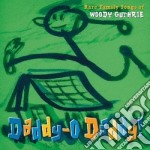 Daddy-O-Daddy - Woody Guthrie Tribute cd musicale di GUTHRIE WOODY