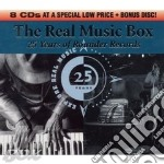 25 years of rounder music - cd musicale di The real music (8 cd)
