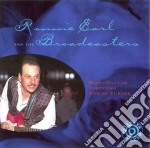 Blues guitar virtuoso live in europe cd musicale di Ronnie Earl