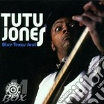 Blue texas soul - cd musicale di Jones Tutu