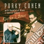 Rhythm & bones - roomful of blues cd musicale di Porky cohen & roomful of blues