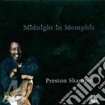 Midnight in memphis - levy ron cd musicale di Preston shannon & ron levy
