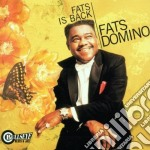 Fats Domino - Fats Is Back cd musicale di Domino Fats