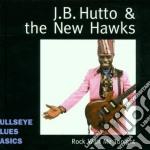 Rock with me tonight - hutto j.b. cd musicale di J.b. hutto & the new hawks