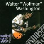 On the prowl - washington walter cd musicale di Walter wolfman washington