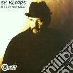 Sy Klopps - Berkley Soul cd musicale di Klopps Sy